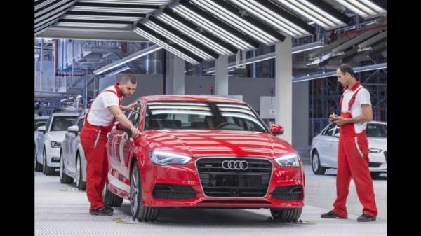 Após Ford e Mercedes, Audi paralisa a produção de seus carros no Brasil
