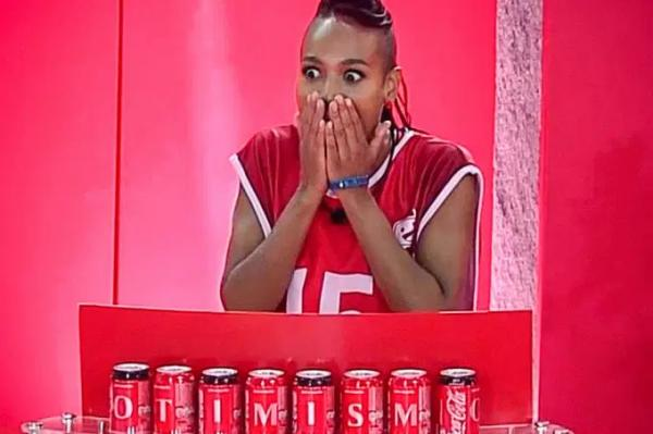 Coca-Cola patrocina prova no Big Brother Brasil e quem se dá bem é a Pepsi