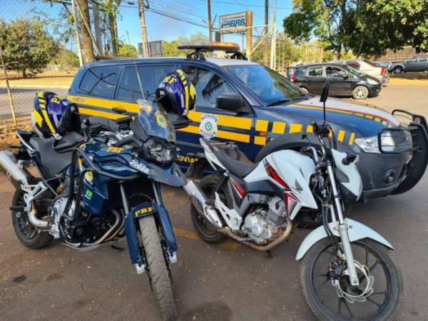 Major da PM é preso pela PRF em Santa Maria do Pará