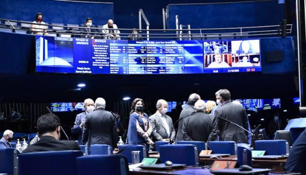 Senado aprova em 2º turno PEC que permite volta do auxílio emergencial