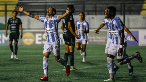 Fatal nos contra-ataques, Paysandu vence Paragominas na Arena Verde