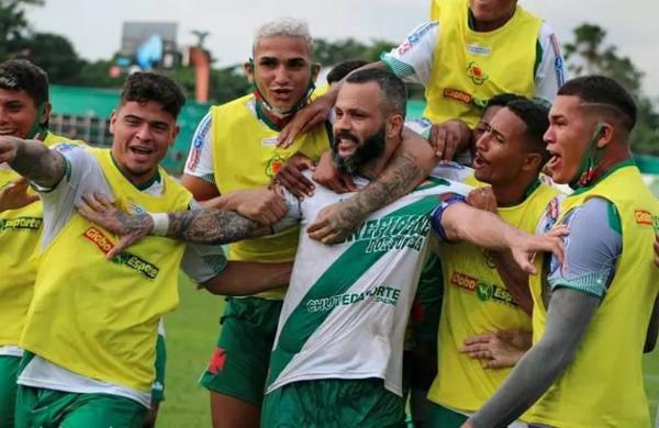 Tuna goleia o Paragominas na primeira vitória no Parazão 2021