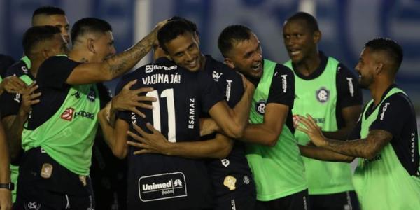 Implacável, Clube do Remo vence o Paysandu dentro da Curuzu