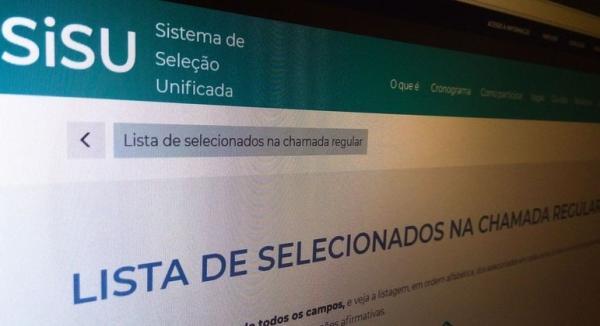 MEC prorroga até 14 de abril o prazo de inscrição para o Sisu