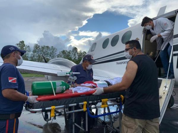Menina de 4 anos tem traumatismo craniano após acidente na PA-150