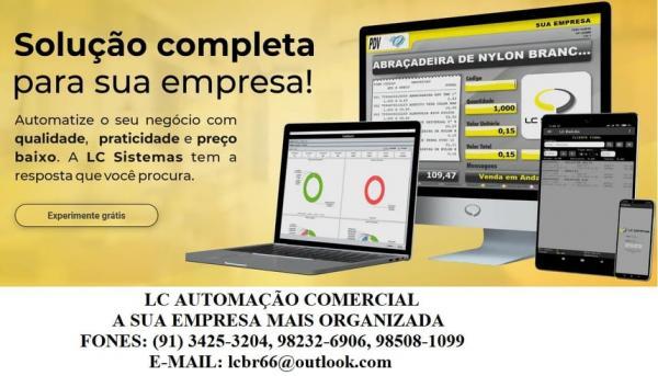 Comercial - LC Automação Comercial
